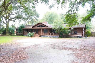 Gulf Shores Single Family Home For Sale: 19101 W County Road 8