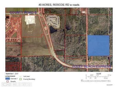 Gulf Shores Residential Lots & Land For Sale: 6684 Roscoe Rd