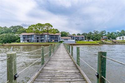 Fairhope Condo/Townhouse For Sale: 210 S Mobile Street #46