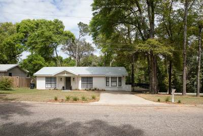 Fairhope Single Family Home For Sale: 215 Tensaw Avenue