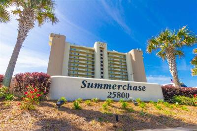 Gulf Shores, Orange Beach Condo/Townhouse For Sale: 25800 Perdido Beach Blvd #1008