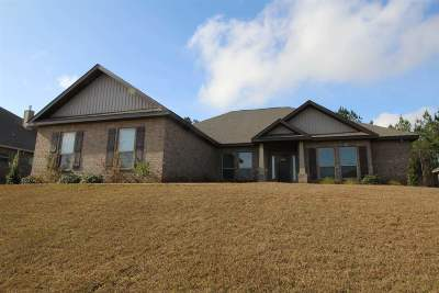 Spanish Fort Single Family Home For Sale: 31543 Spoonbill Road