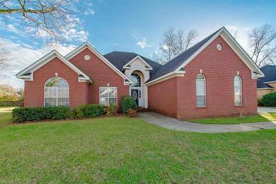 daphne Single Family Home For Sale: 9482 Chamberlain Pass