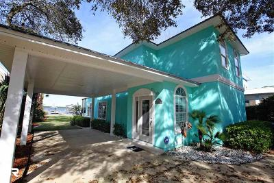 Orange Beach Single Family Home For Sale: 27261 Boat Basin Road