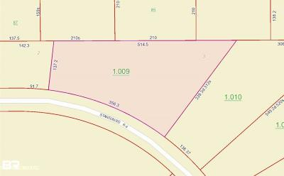 daphne Residential Lots & Land For Sale: Stanton Road