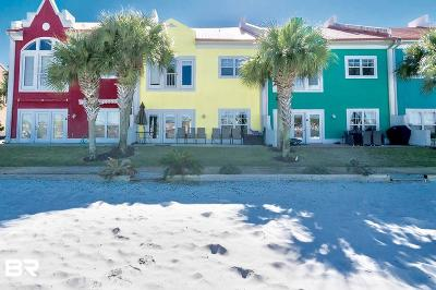 Pensacola Condo/Townhouse For Sale: 13932 Playa Way