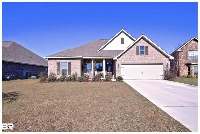 Gulf Shores Single Family Home For Sale: 7069 Rocky Road Loop