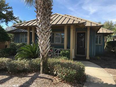 Gulf Shores Single Family Home For Sale: 8791 Cape Lane