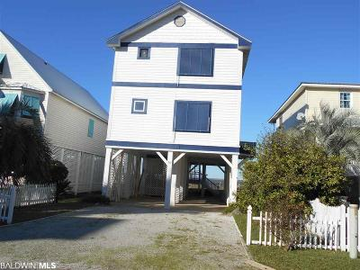 Gulf Shores Single Family Home For Sale: 12475 Highway 180