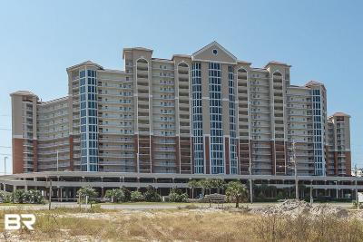 Gulf Shores Condo/Townhouse For Sale: 455 E Beach Blvd #1210
