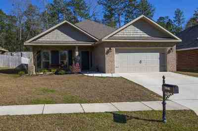 Spanish Fort Single Family Home For Sale: 31846 Calder Court