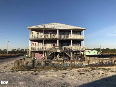 Orange Beach, Gulf Shores Single Family Home For Sale: 4560 State Highway 180