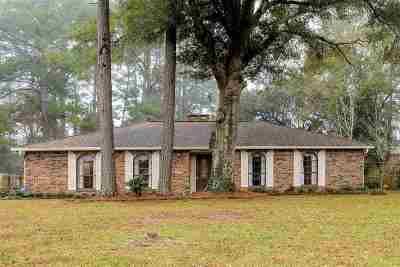 Bon Secour, Daphne, Fairhope, Foley, Magnolia Springs Single Family Home For Sale: 1006 Whispering Pines Rd