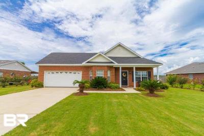 Elberta Single Family Home For Sale: 9363 Basse Street