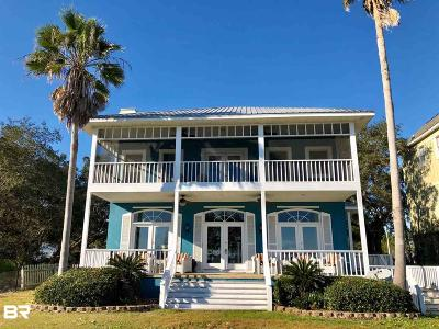 Orange Beach Single Family Home For Sale: 28500 Burkart Drive