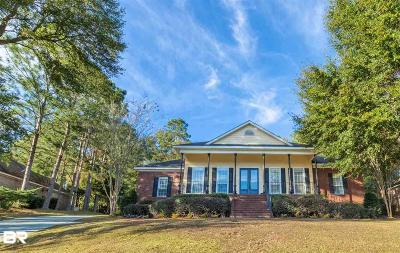 Baldwin County Single Family Home For Sale: 8356 Pine Run