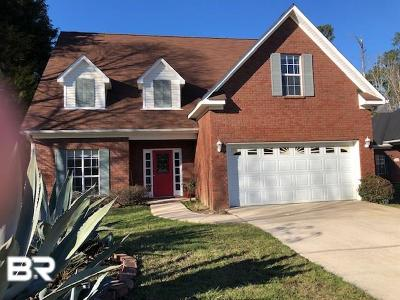 daphne Rental For Rent: 6975 Wedgewood Court