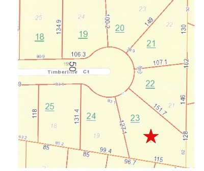 daphne Residential Lots & Land For Sale: 120 Timberline Ct