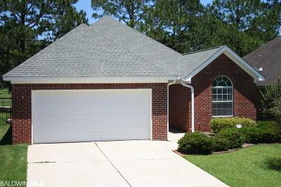 Fairhope Single Family Home For Sale: 181 Club Drive