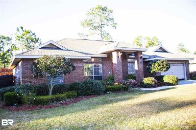 Baldwin County Single Family Home For Sale: 4635 Starboard Lane