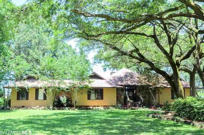 Fairhope Single Family Home For Sale: 21315 Rolling Oaks Drive