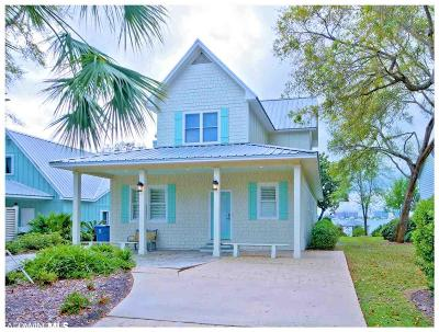 Orange Beach Single Family Home For Sale: 29692 S Bayshore Drive