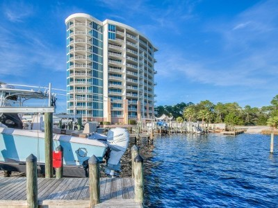 Orange Beach Condo/Townhouse For Sale: 28250 E Canal Road #408
