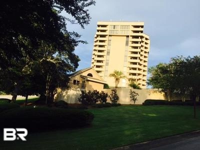 daphne Condo/Townhouse For Sale: 100 Tower Drive #101