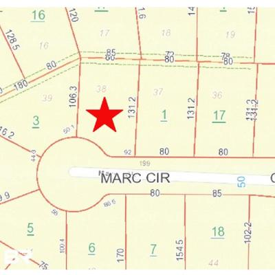daphne Residential Lots & Land For Sale: 114 Marc Cir