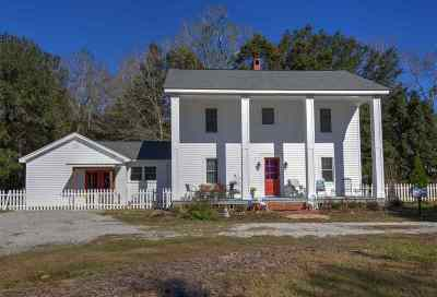 Single Family Home For Sale: 21655 Us Highway 98