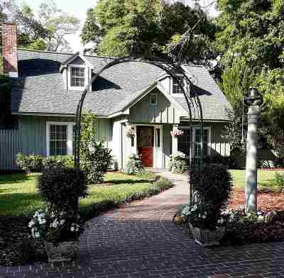 Fairhope Single Family Home For Sale: 212 Perdido Avenue
