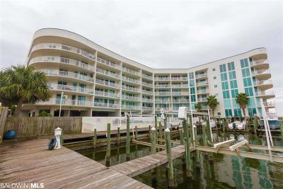 Condo/Townhouse For Sale: 27501 Perdido Beach Blvd #508