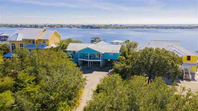 Ono Island Single Family Home For Sale: 32130 River Road