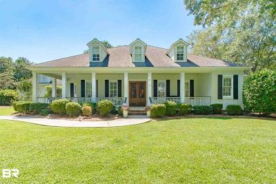 Daphne, Fairhope, Spanish Fort Single Family Home For Sale: 6570 Beaver Creek Drive