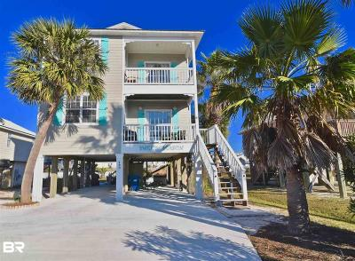Gulf Shores, Orange Beach Single Family Home For Sale: 120 W 12th Street