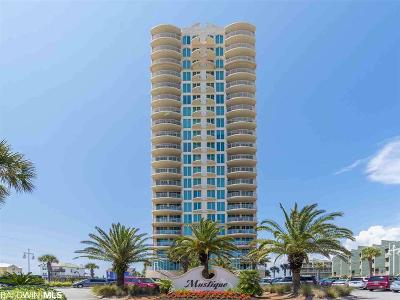 Gulf Shores Condo/Townhouse For Sale: 2000 W Beach Blvd #1902
