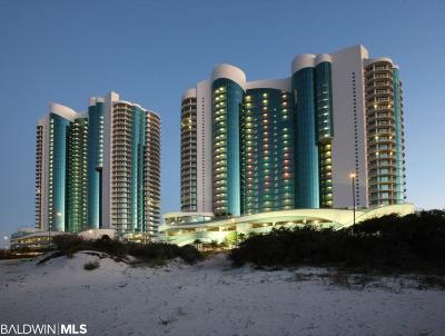 Orange Beach Condo/Townhouse For Sale: 26302 Perdido Beach Blvd #2402D
