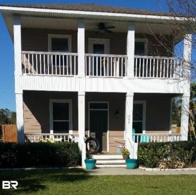 Gulf Shores Single Family Home For Sale: 600 E 21st Avenue