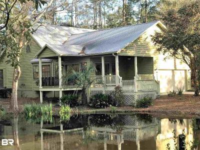 Elberta Single Family Home For Sale: 10940 Coleman Lane