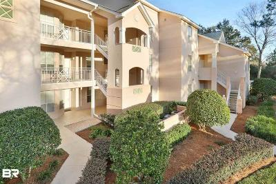 Gulf Shores, Mobile, Orange Beach Condo/Townhouse For Sale: 3730 Cypress Point Dr #206A
