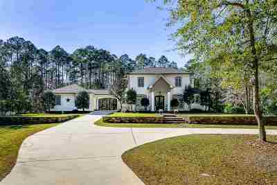 Gulf Shores Single Family Home For Sale: 5535 Mill House Rd