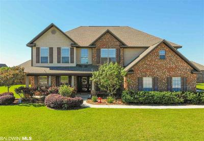 Daphne, Fairhope, Spanish Fort Single Family Home For Sale: 9676 Camberwell Drive