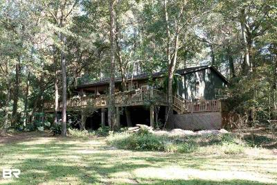 Fairhope Single Family Home For Sale: 13477 Highway 181