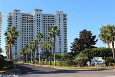 Gulf Shores, Orange Beach Condo/Townhouse For Sale: 375 Beach Club Trail #B1003