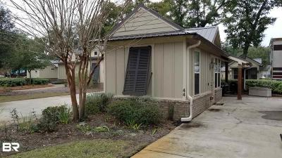 Orange Beach Single Family Home For Sale: 28888 Canal Road #44