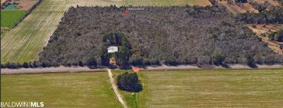 Magnolia Springs Residential Lots & Land For Sale: 15650 County Road 28