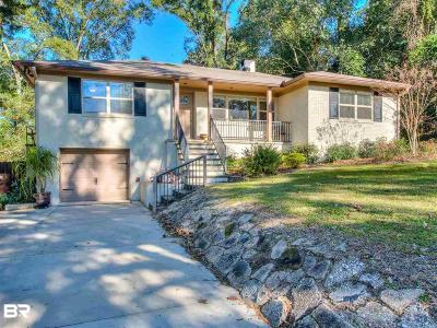 Spanish Fort Single Family Home For Sale: 123 Confederate Drive