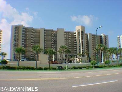 Orange Beach Condo/Townhouse For Sale: 26802 Perdido Beach Blvd #501