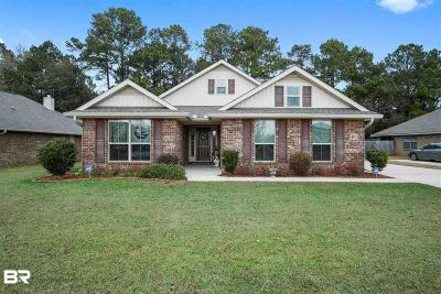 Fairhope Single Family Home For Sale: 9573 Chariot Avenue