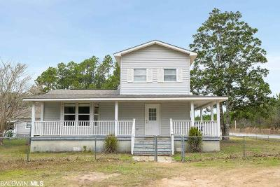 Elberta Single Family Home For Sale: 26495 Bayou Drive